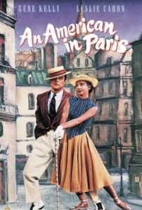 Movie online image for An American In Paris