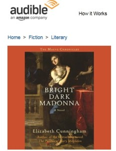 Audible book - Bright Dark Madonna