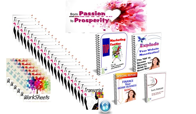 From Passion to Prosperity
