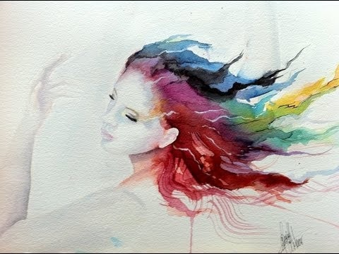 Teach Watercolor Painting Online